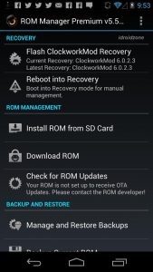 Custom ROM Manager (Pro) 6.0.2 APK Download Free 5