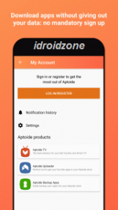 Aptoide 9.13.2 APK Download Free 2