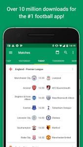 FotMob World Cup 2019 Pro 114.0 APK Free Download 4