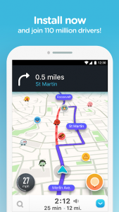 Waze GPS APK Free Download 4