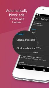 Firefox Focus Private Browser 8.2.0 APK Free Download 2