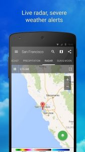 1Weather Widget Forecast Radar Pro 4.9 APK Free Download 3