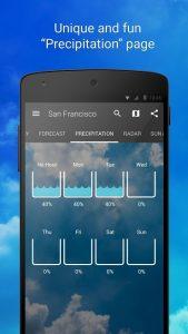 1Weather Widget Forecast Radar Pro 4.9 APK Free Download 1