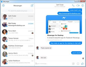 Facebook Messenger APK Free Download 3