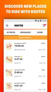 GPS Cycling Riding 20.10 APK Free Download 4
