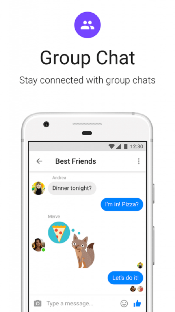Facebook Messenger APK Free Download 1