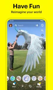 Snapchat APK Free Download 3