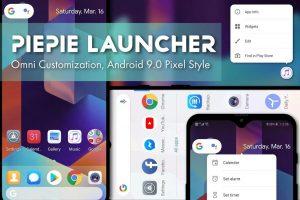 PiePie Launcher 1.4.6 APK Free Download 2