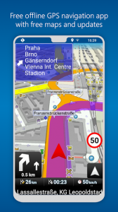 MapFactor GPS Navigation Maps Premium 6.0 APK Free Download 3