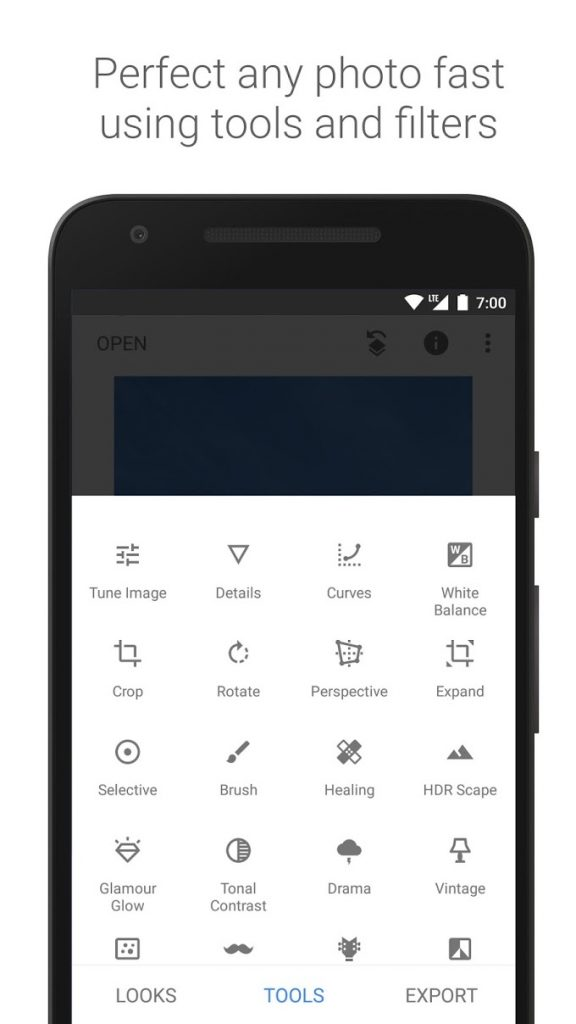 Snapseed 2.19.1.3 APK Free Download 3