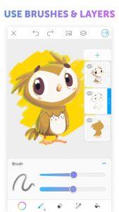 PicsArt Color Paint 2.7.2 APK Free Download 3