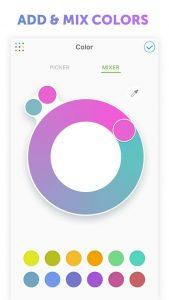 PicsArt Color Paint 2.7.2 APK Free Download 2