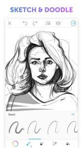 PicsArt Color Paint 2.7.2 APK Free Download 1