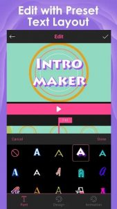 Intro Maker 2.5.1 APK Free Download 2