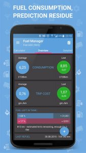 Fuel Manager Pro (Consumption) 30.12 APK Free Download 1