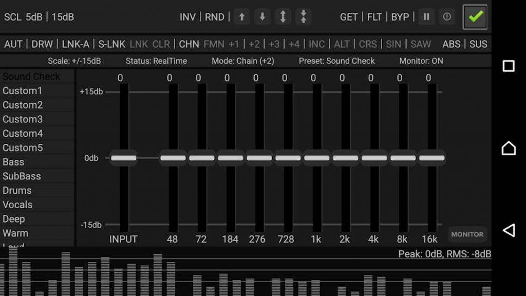 RE Equalizer 10-Band 1.5.4 APK Free Download 3