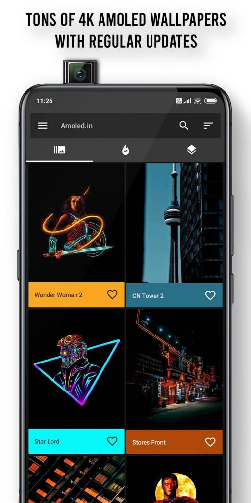 Amoled Wallpapers HD 1.7.4 APK Free Download 4
