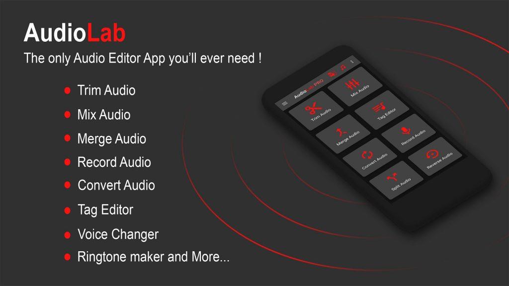 AudioLab – Audio Editor Recorder 1.0.20 APK Free Download 3