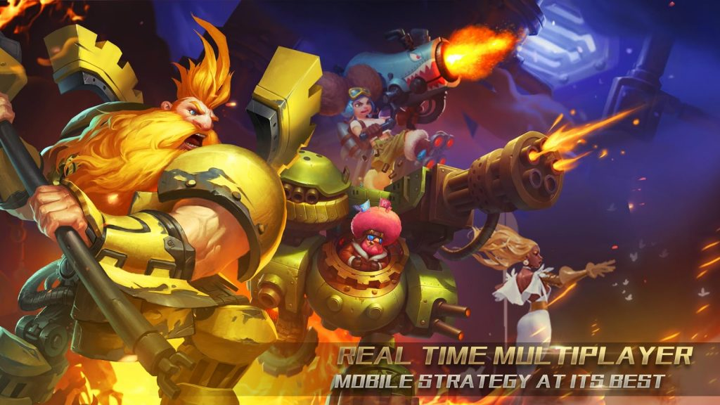 Art of Conquest Dark Horizon 1.23.30 APK Free Download 1