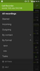 Call Recorder Skvalex v3.4.0 APK Free Download 2
