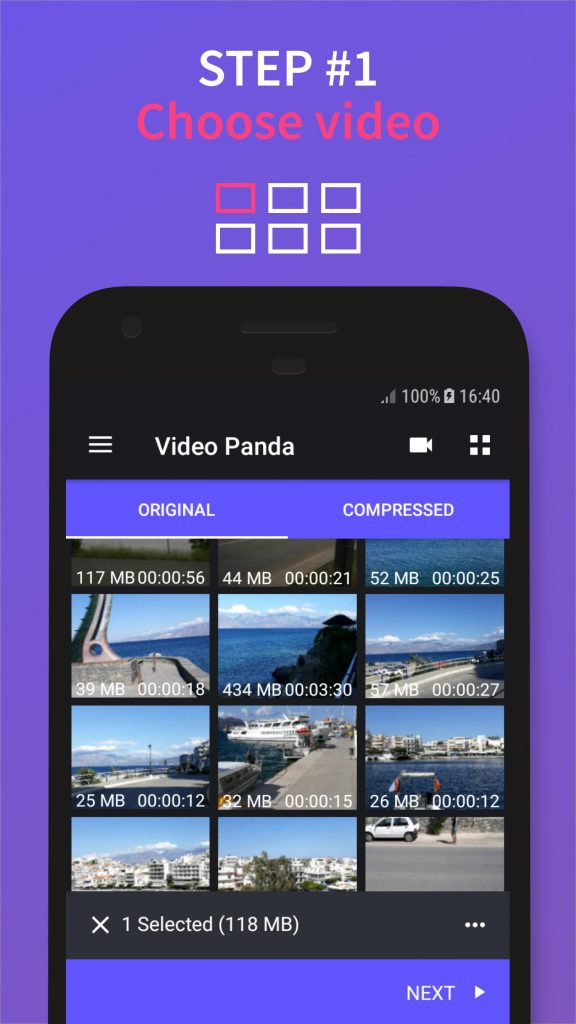 Video Compressor Panda Pro v1.1.9 APK Free Download 4