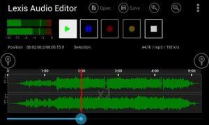 Lexis Audio Editor 1.0.73 APK Free Download 3