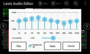 Lexis Audio Editor 1.0.73 APK Free Download 2