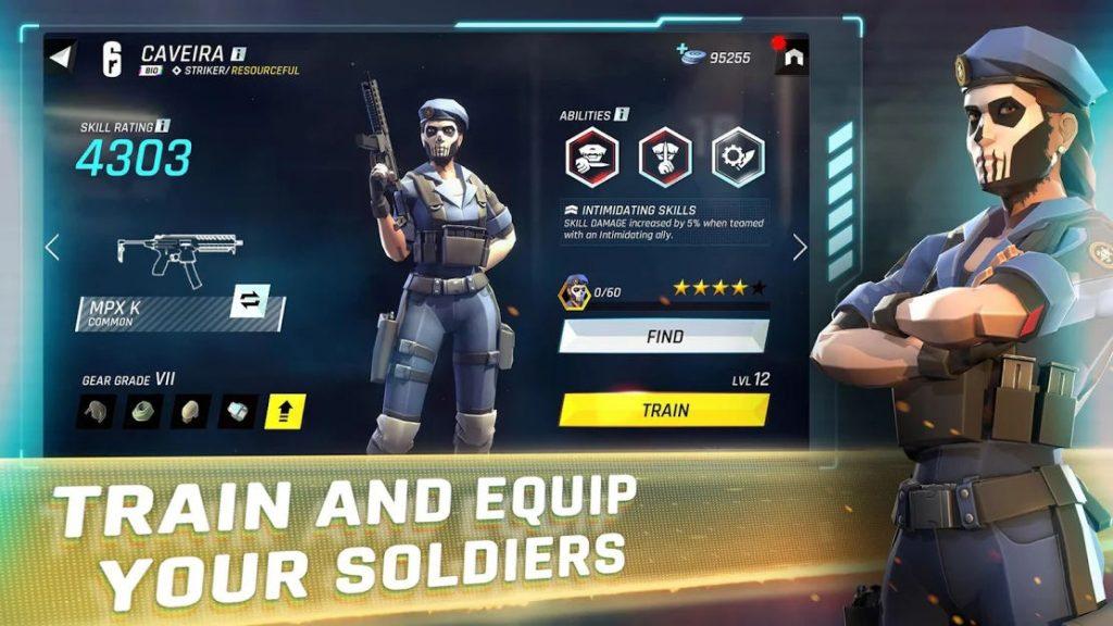 Tom Clancy's Elite Squad 1.3.1 APK Free Download 2