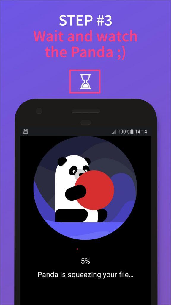Video Compressor Panda Pro v1.1.9 APK Free Download 3