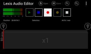 Lexis Audio Editor 1.0.73 APK Free Download 1