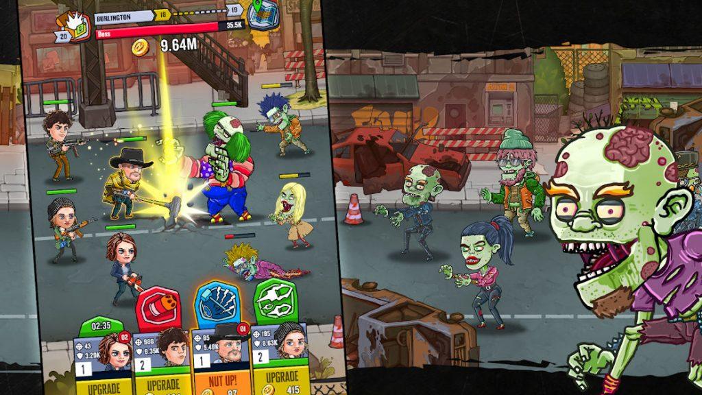 Zombieland AFK Survival 1.9.0 APK Free Download 6
