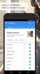 English Grammar & Phonetics 7.4.8 APK Free Download 2