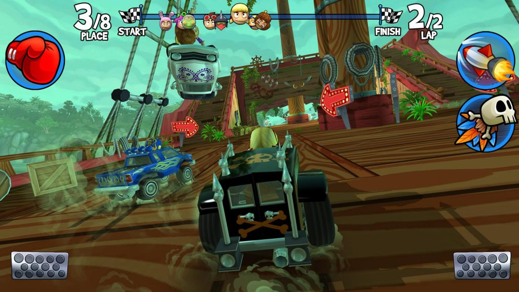 Beach Buggy Racing 2 1.6.6 Offline APK Free Download 4