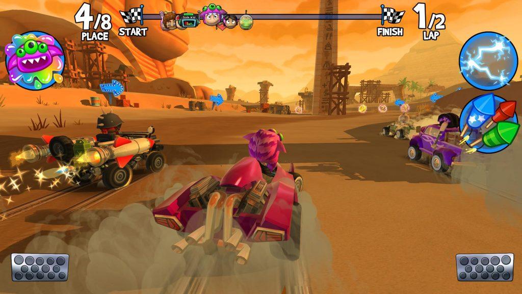Beach Buggy Racing 2 1.6.6 Offline APK Free Download 3