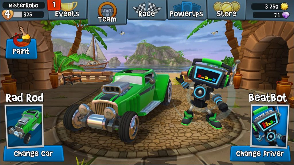 Beach Buggy Racing 2 1.6.6 Offline APK Free Download 2