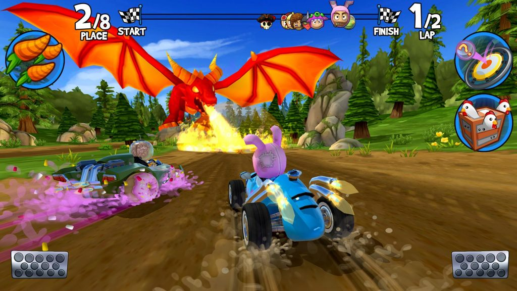 Beach Buggy Racing 2 1.6.6 Offline APK Free Download 1