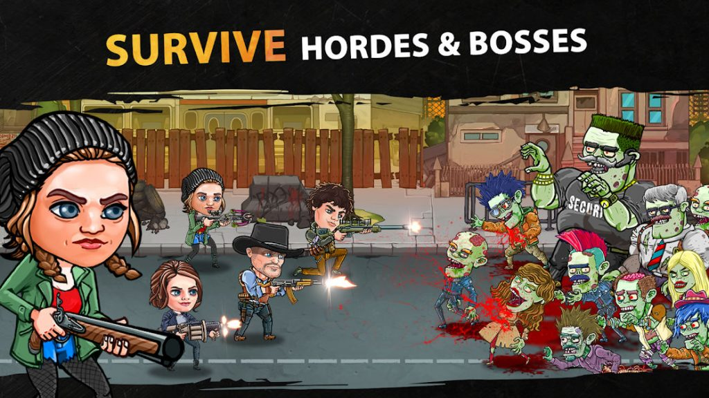 Zombieland AFK Survival 1.9.0 APK Free Download 1