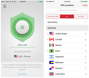 Express VPN 7.9.9 APK Free Download 2