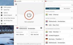 Express VPN 7.9.9 APK Free Download 3