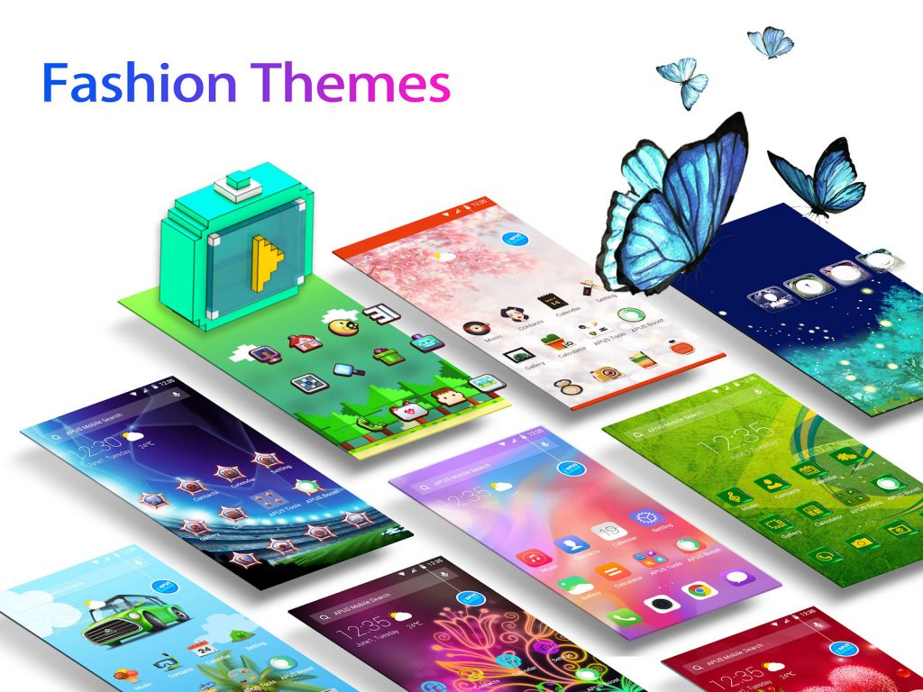 APUS Launcher – Small,Fast,Boost v3.10.24 APK Free Download 1