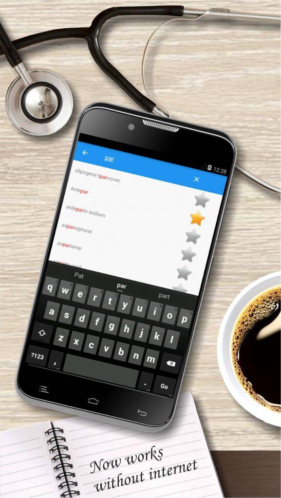 Drugs Dictionary Premium 3.7.5 APK Free Download 3