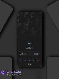 Coves KWGT – Neumorphism inspired widgets v8.5 APK Free Download 2