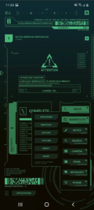 Cyberpunk Theme for KLWP 2020 APK Free Download 2