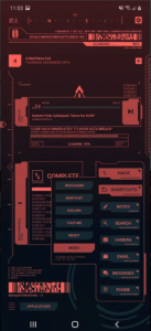 Cyberpunk Theme for KLWP 2020 APK Free Download 1