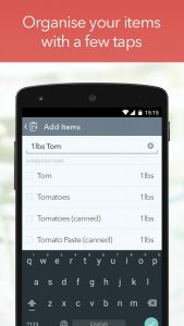 MyGrocery Shopping List 1.3.4 APK Free Download 4