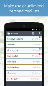 MyGrocery Shopping List 1.3.4 APK Free Download 3