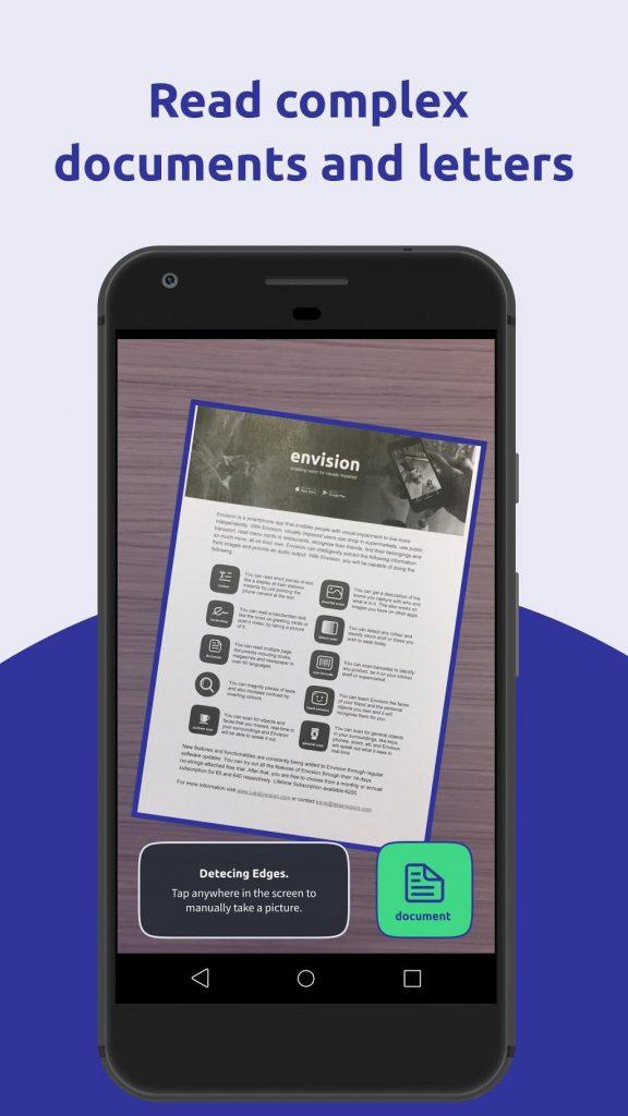 Envision AI 1.70 APK Free Download 4