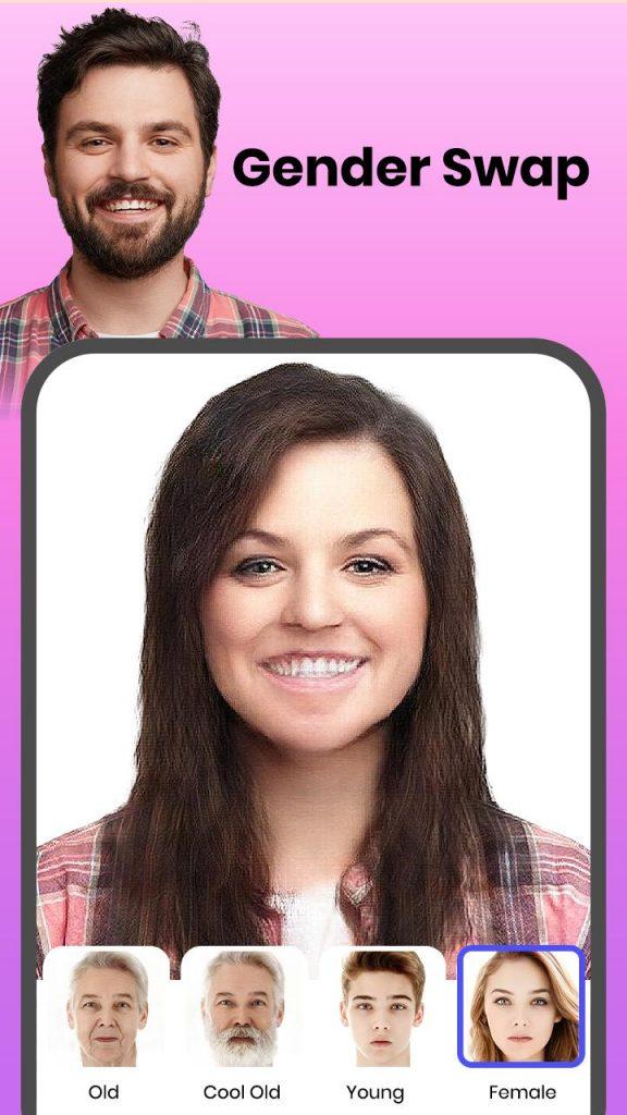 FaceLab Photo Editor: Gender Swap, Oldify, Toon 1.0.8 APK Free Download 3