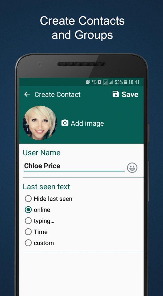 WhatsMock Pro (Ad-Free) – Prank chat v1.9.1 APK Free Download 4