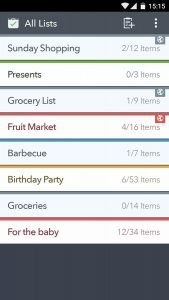 MyGrocery Shopping List 1.3.4 APK Free Download 1
